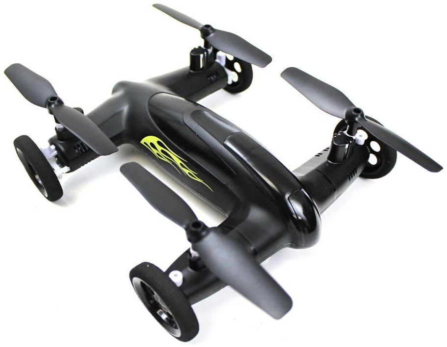 Syma X9 Quadcopter Car