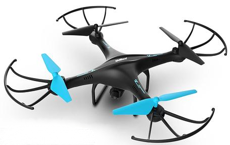 U45W Blue Jay Wifi FPV HD Camera Drone